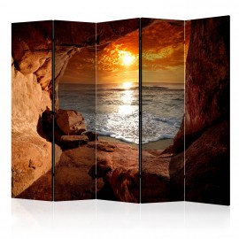Paravent 5 volets - Exit from the Cave II [Room Dividers]