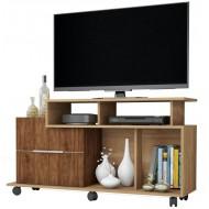 Meuble TV 40 Pouces Maxi 120 cm Blanc