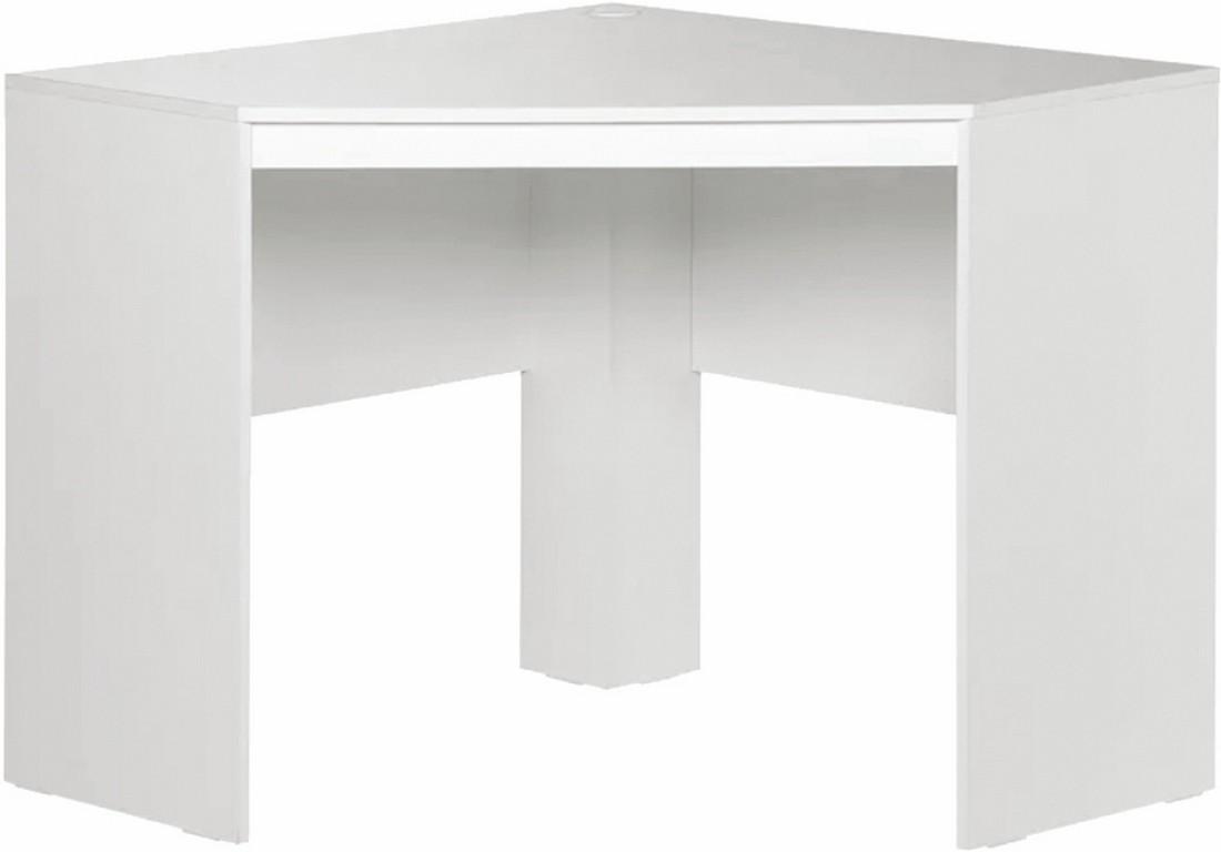Bureau D Angle Blanc Beaux Meubles Pas Chers