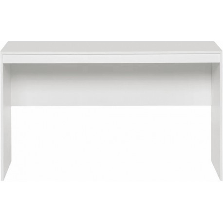 Bureau Blanc 130 cm