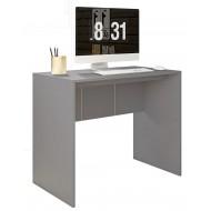 Bureau Gris Mat 90 cm