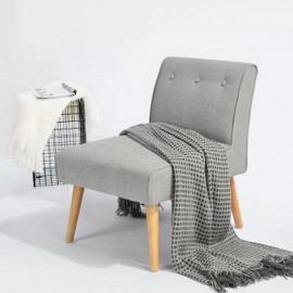 Fauteuil Confort  Gris Scandinave