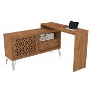Meuble TV 120 cm et Table Orientable