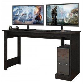 Bureau Gamer Noir 136 cm