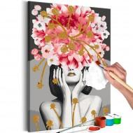 Tableau à peindre par soimême  Sweet Nectar