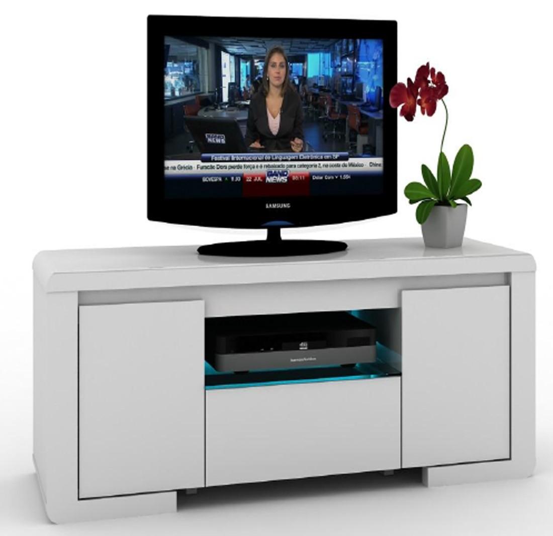 Meubles Tv Hi Fi Beaux Meubles Pas Chers # Meuble Hifi Avec Porte Vitree
