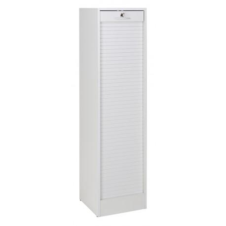 Classeurs à Rideau Blanc Hauteur 140 cm