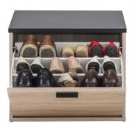Banc Coffre à Chaussures 9 Paires