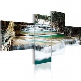 Tableau - Forest cascade