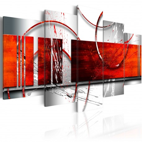 Tableau  Emphasis red theme