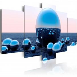 Tableau - Floating Balls