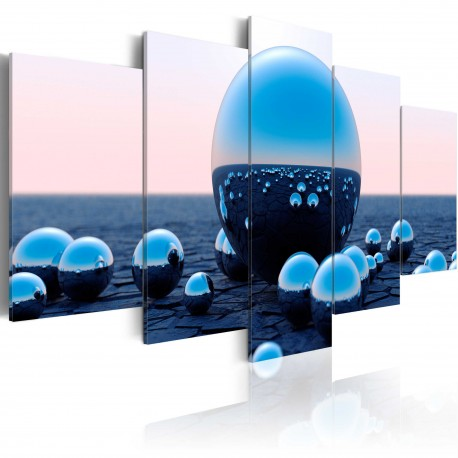Tableau  Floating Balls