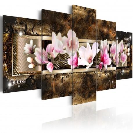 Tableau  The dream of a magnolia