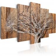 Tableau  Chronicle des arbres