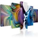 Tableau - Baiser des couleurs