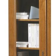 Lot de 2 petites étagères supplémentaires pour les bibliothèques