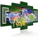 Tableau - I Love Football