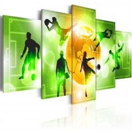 Tableau - I Love Soccer