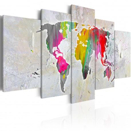 Tableau  Illustration of the World
