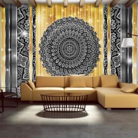 Papier peint - Incorporeal circle