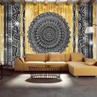 Papier peint  Incorporeal circle