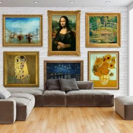 Papier peint - Wall of treasures