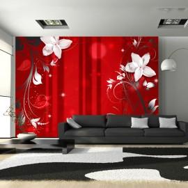 Papier peint - Flowering scarlet
