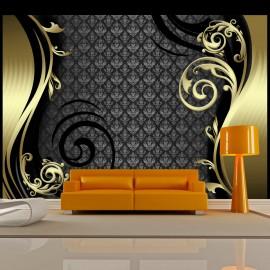Papier peint - Golden curtain