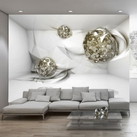 Papier peint - Abstract Diamonds