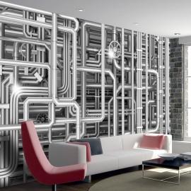 Papier peint - Urban Maze
