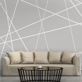 Papier peint - Modern Cobweb