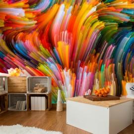 Papier peint - Rainbow Waves