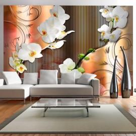 Papier peint - Orchid