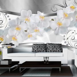 Papier peint - Flower bridge