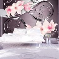 Papier peint  Imagination rose
