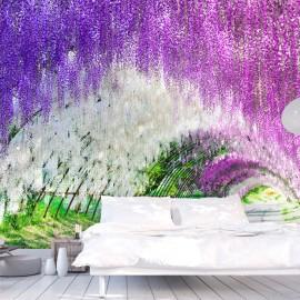 Papier peint - Enchanted garden