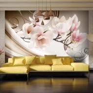 Papier peint  Waves of Magnolia