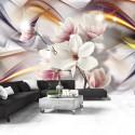 Papier peint - Artistic Magnolias