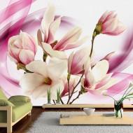 Papier peint  Power of Magnolia