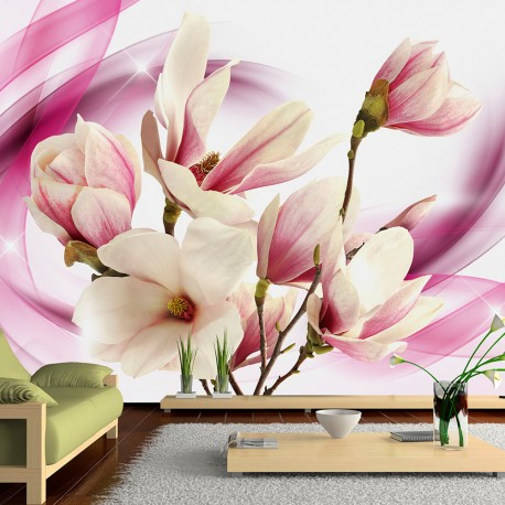 Papier peint  Power of Magnolia