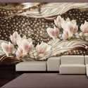 Papier peint - Pearls and Magnolias