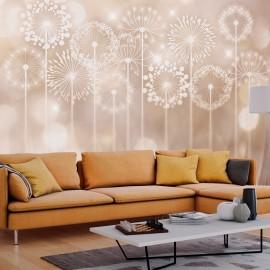Papier peint - Radiant Flowers