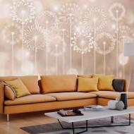 Papier peint  Radiant Flowers