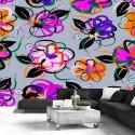 Papier peint - Flower Palace