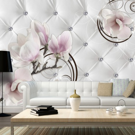 Papier peint  Flower Luxury