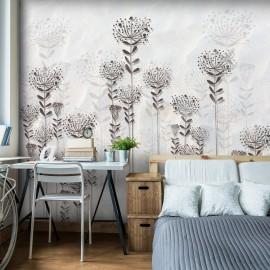 Papier peint - Winter Garden