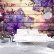 Papier peint  Purple Memory