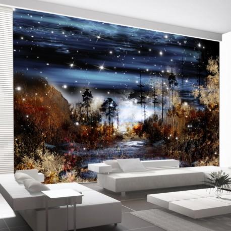 Papier peint  Magical forest