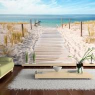 Papier peint  Vacances au bord de la mer