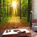 Papier peint - Mirror of Nature